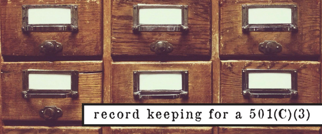 Record 501c3